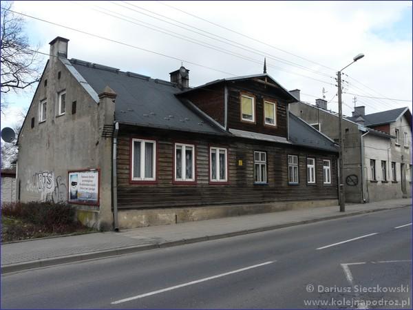 Zgierz - ulica 3 Maja