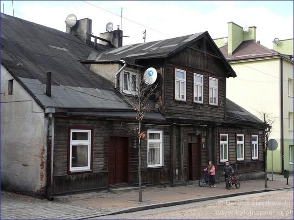 Zgierz - ulica Narutowicza