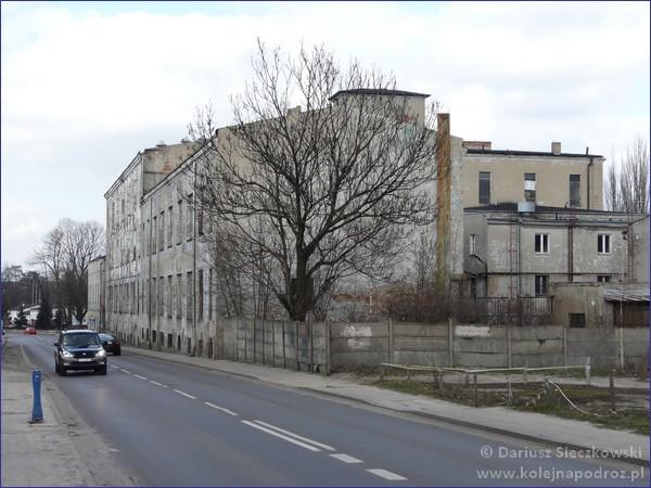 Zgierz - zakłady przemysłowe