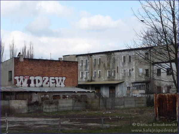 Zakłady przemysłowe w Zgierzu