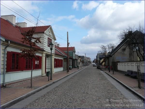 Zgierz - ulica Rembowskiego