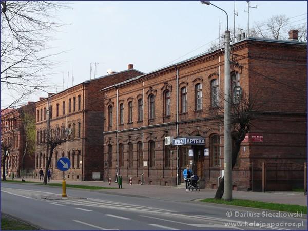 Ulica 1 Maja w Żyrardowie