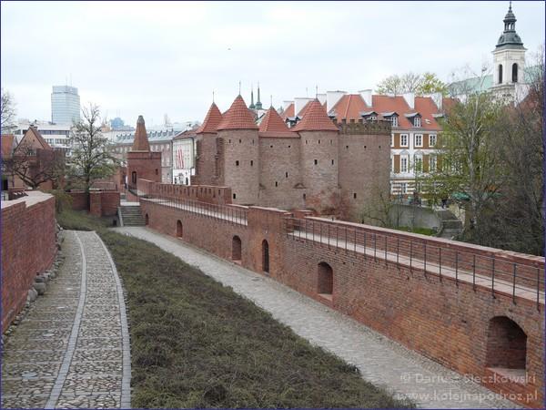 Warszawa - fortyfikacje