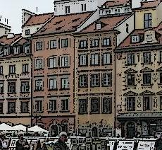 Warszawa – krótki spacer (foto)