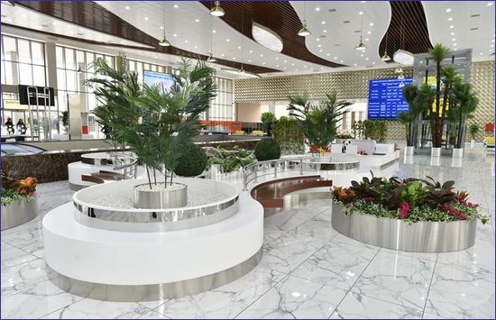 Baku - dworzec kolejowy