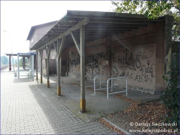 Krzewina Zgorzelecka - stacja kolejowa