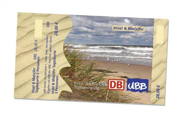 Insel & Me(e)hr-Ticket