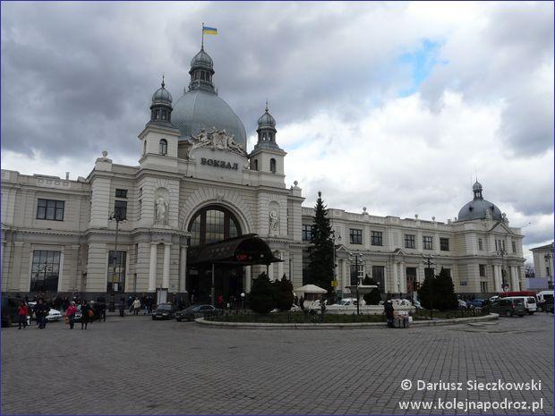 Lwów - dworzec kolejowy