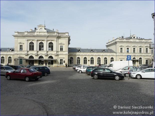 Przemyśl - dworzec kolejowy