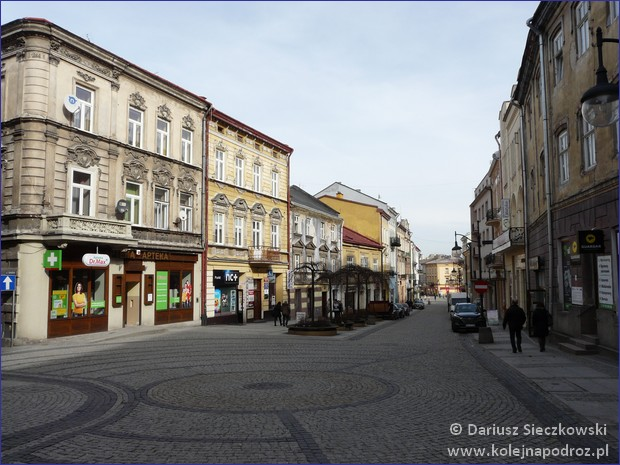 Przemyśl - ulica Franciszkańska