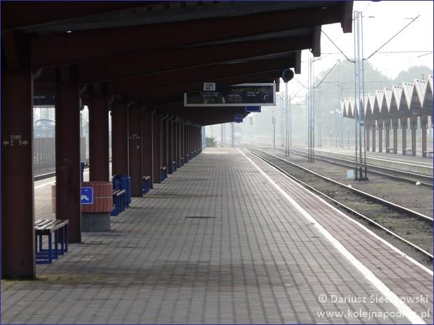 Przemyśl Główny - peron 2