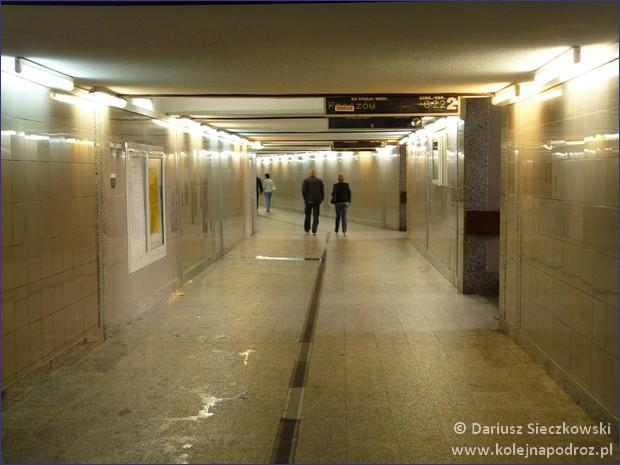 Przemyśl Główny - tunel