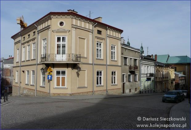 Przemyśl - ulica Katedralna