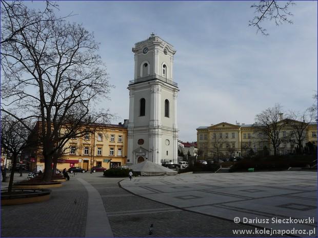 Przemyśl - Wieża Zegarowa