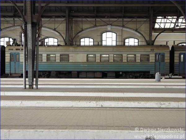 Koleje ukraińskie - elektryczka