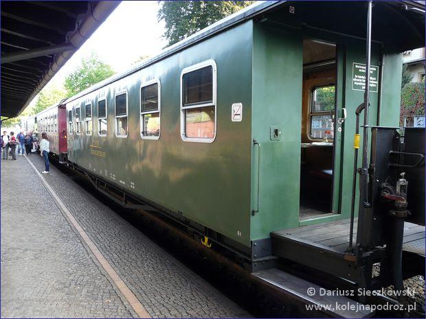 Wagon Zittauer Schmalspurbahn