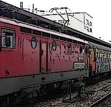Pociągiem do Czarnogóry – lato 2017