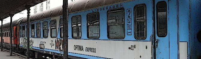 Pociąg Belgrad – Saloniki – informacje