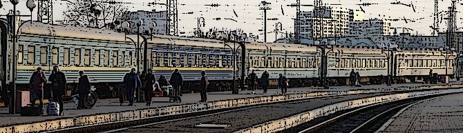 Kolej na Ukrainie w pigułce – najlepszy poradnik
