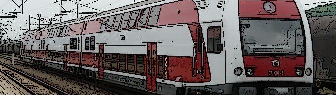 Slovak 2017 – pociągiem po Słowacji w lipcu i sierpniu
