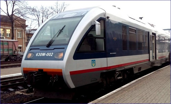 Pociąg Kowel - Chełm