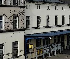 Krzyż – dworzec kolejowy